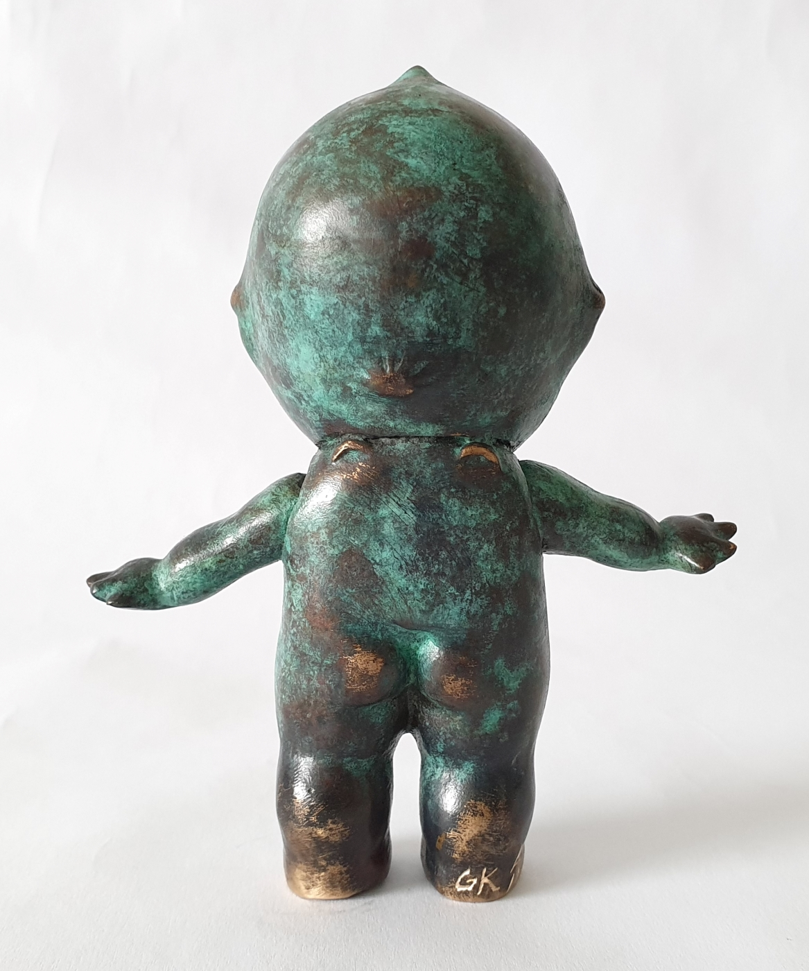 Grace_Kotze_Discarded_Childhood_Bronze_Ed_1_of_12_W9cm_H11cm_D4cm_Back_copy