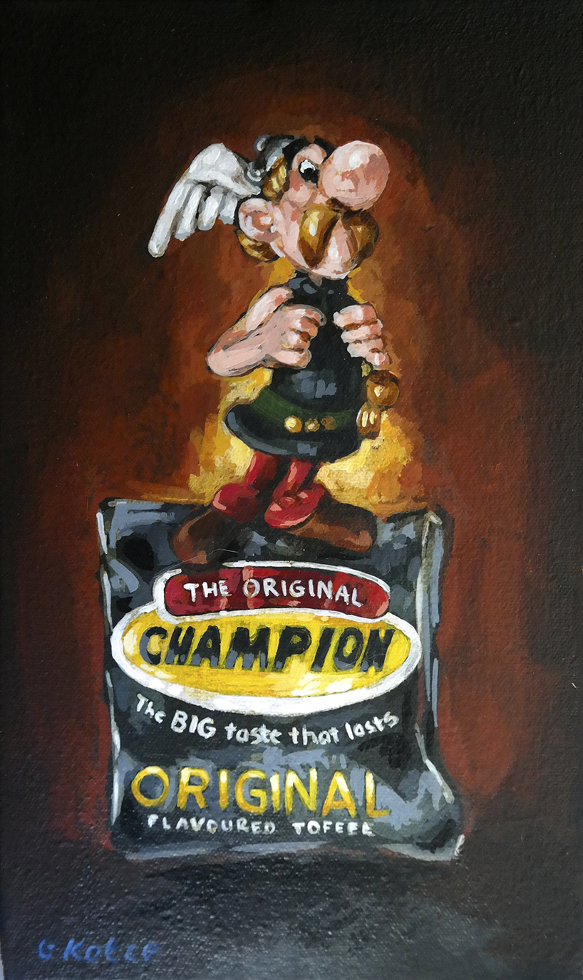 Grace_Kotze_The_Champion_25_x_15_x_4cm_Acrylic_on_canvas_small
