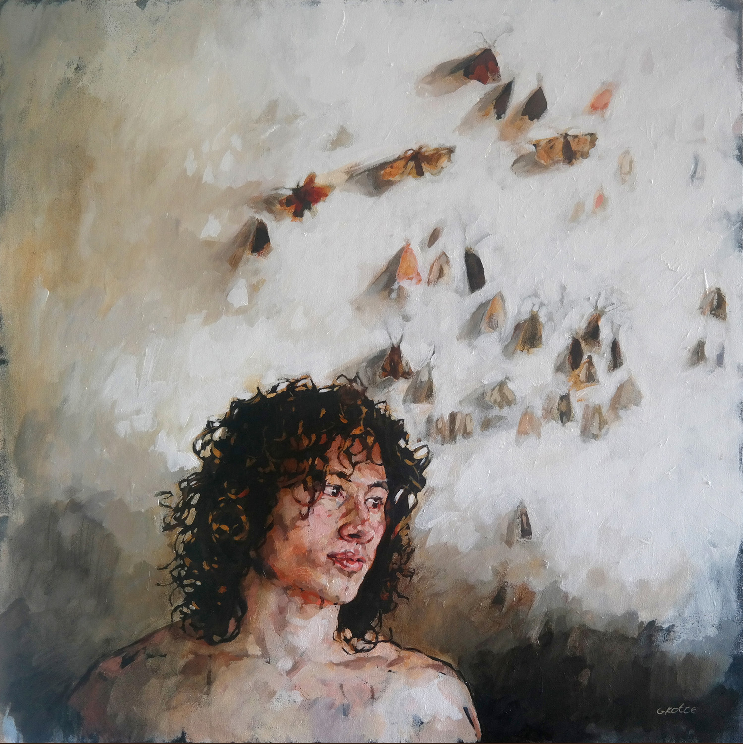 The_young_man_kept_company_this_moths_oil_on_canvas_80_x_80cm_copy