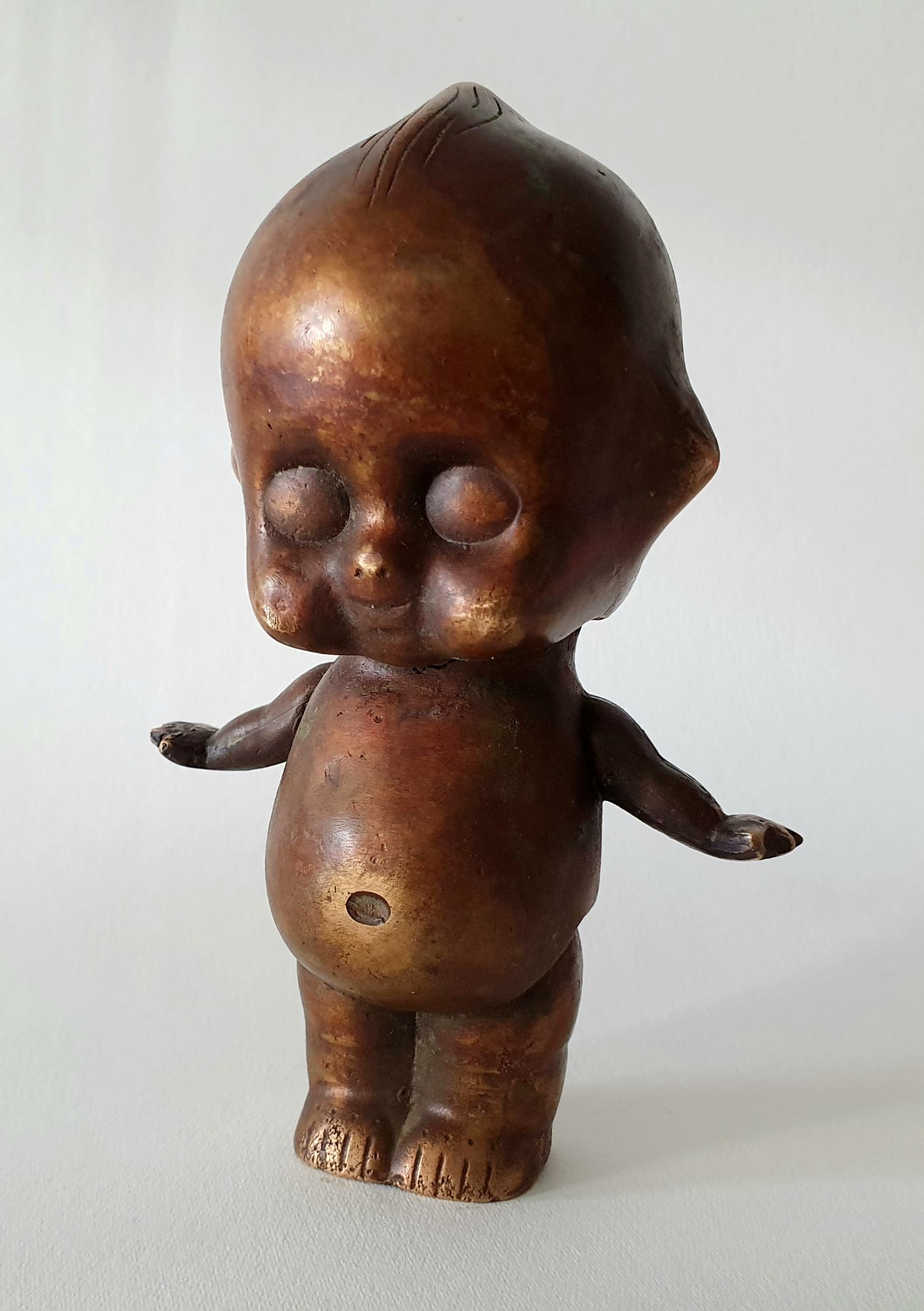 Rediscovered_Childhood_Golden11_x_8cm_Bronze_web
